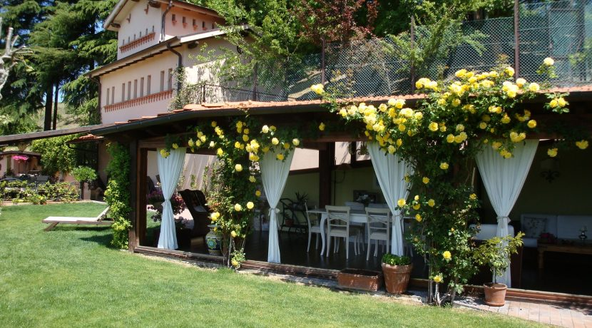 Villa Unifamiliare Sasso Marconi
